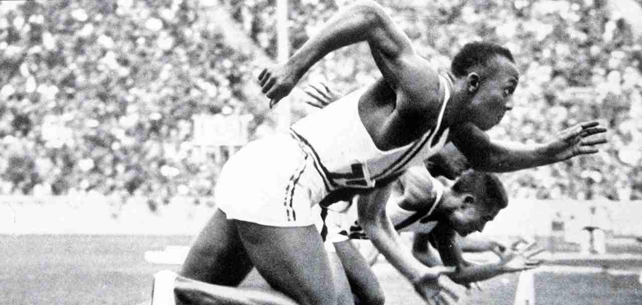 Jesse Owens Berlin 1936
